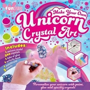Make Your Own Unicorn Crystal Art | Merchandise