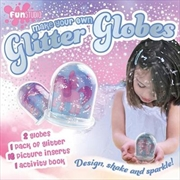 Make Your Own Glitter Globes | Merchandise