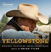 Yellowstone | CD