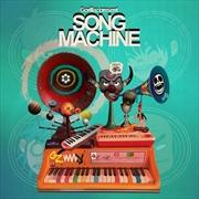 Presents Song Machine Season One - Strange Timez | CD