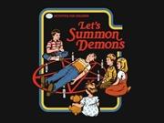Steven Rhodes - Let's Summon Demons Game | Merchandise