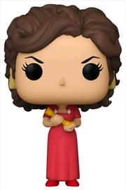Clue - Miss Scarlet with Candlestick Pop! Vinyl | Pop Vinyl
