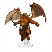 Dungeons & Dragons - Icons of the Realms Orcus, Demon Lord of Undeath Premium Figure | Games