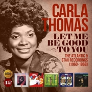 Let Me Be Good To You - The Atlantic & Stax Recordings 1960-1968 | CD