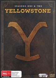 Yellowstone - Season 1-2 | DVD