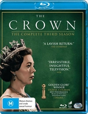 Crown - Season 3, The | Blu-ray