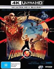 Flash Gordon | Blu-ray + UHD - Gift With Purchase | UHD