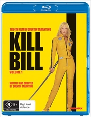 Kill Bill - Vol 1 | Blu-ray