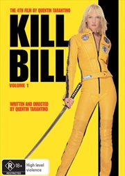 Kill Bill - Vol 1 | DVD