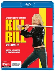 Kill Bill - Vol 2 | Blu-ray