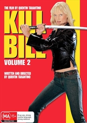 Kill Bill - Vol 2 | DVD