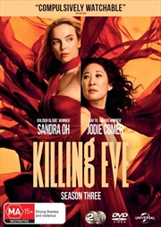 Killing Eve - Season 3 | DVD