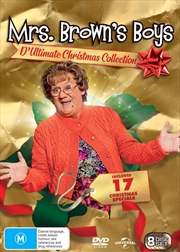 Mrs. Browns Boys | D'Ultimate Christmas Collection | DVD