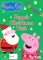 Peppa Pig - Peppa's Christmas Visit | DVD