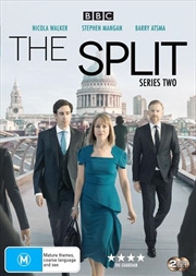 Split - Season 2, The | DVD