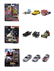 Hollywood Rides - Nano Hollywood Rides Vehicle Assortment | Toy