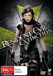 Resident Evil - Extinction | DVD