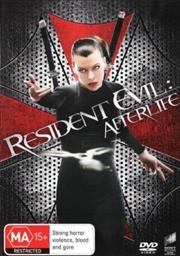 Resident Evil - Afterlife | DVD
