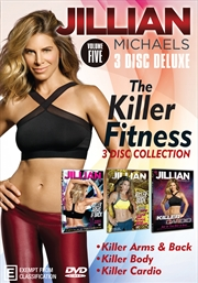 Jillian Michaels - Killer Fitness | DVD