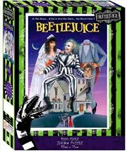 Beetlejuice Key Art 1000 Piece Puzzle | Merchandise
