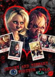 Chucky Be My Valentine 1000 Piece Puzzle | Merchandise