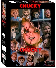Chucky Here's Chucky 1000 Piece Puzzle | Merchandise