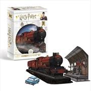 Hogwarts Express 3D Puzzle 180 Piece | Merchandise