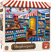 Shopkeepers Stephanies Candy 750 Piece Puzzle | Merchandise