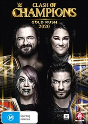 WWE - Clash Of The Champions 2020 | DVD