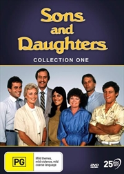 Sons And Daughters - Collection 1 | DVD