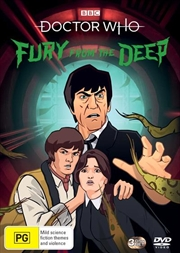 Doctor Who - Fury From The Deep | DVD