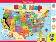 Floor USA Map Puzzle | Merchandise