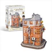 Potter Weasley's Wizard Wheezes 62 Piece 3D Puzzle | Merchandise