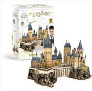 Harry Potter Hogwarts Castle 197 Piece 3D Puzzle | Merchandise