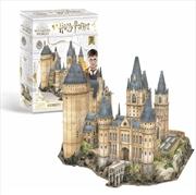 Hogwarts Astronomy Tower 3D Puzzle 243 Piece | Merchandise