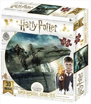Super 3D Puzzle Harry Potter Norbert Puzzle 500 pieces | Merchandise