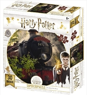Super 3D Puzzle Harry Potter Trains Puzzle 500 pieces | Merchandise
