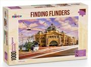 Funbox Puzzle Finding Flinders Puzzle 1000 Pieces | Merchandise