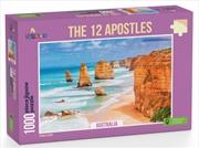 Funbox Puzzle the 12 Apostles Australia Puzzle 1000 Pieces | Merchandise