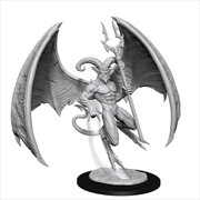 Dungeons & Dragons - Nolzur's Marvelous Unpainted Miniatures: Horned Devil | Games