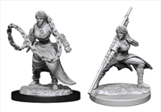 Dungeons & Dragons - Nolzur's Marvelous Unpainted Miniatures: Human Monk Male | Games