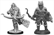Dungeons & Dragons - Nolzur's Marvelous Unpainted Miniatures: Firbolg Ranger Male | Games
