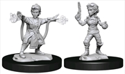 Dungeons & Dragons - Nolzur's Marvelous Unpainted Miniatures: Gnome Artificer Female | Games