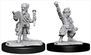 Dungeons & Dragons - Nolzur's Marvelous Unpainted Miniatures: Gnome Artificer Male | Games