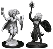 Dungeons & Dragons - Nolzur's Marvelous Unpainted Miniatures: Changeling Cleric Male | Games