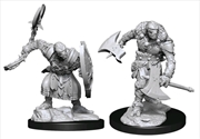 Dungeons & Dragons - Nolzur's Marvelous Unpainted Miniatures: Warforged Barbarian | Games