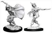 Pathfinder - Deep Cuts Unpainted Miniatures: Human Rogue Female | Games