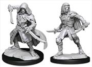 Dungeons & Dragons - Nolzur's Marvelous Unpainted Miniatures: Warforged Rogue | Games