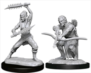 Dungeons & Dragons - Nolzur's Marvelous Unpainted Miniatures: Shifter Wildhunt Ranger Male | Games