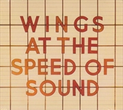 At The Speed Of Sound | CD